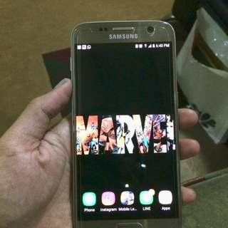 Samsung s7 flat ex inter murah