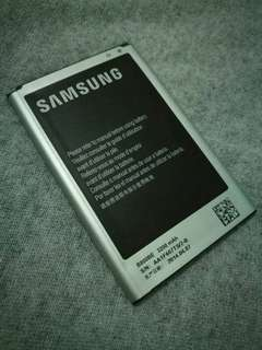 Orig Samsung Note 3 Battery