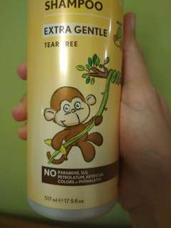 Jason Natural Kids All Natural Shampoo Extra Gentle