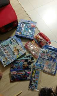 BN Assorted stationery pack