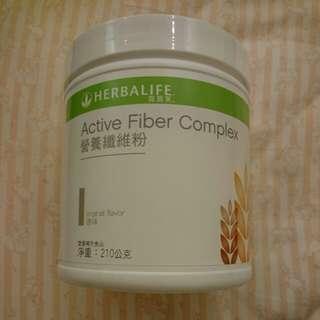 Herbalife 賀寶芙營養纎維粉(含運,現賃兩瓶)