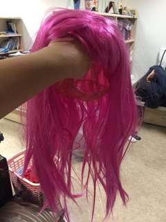 Women's wig (price negotiable)