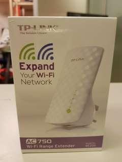 TP-Link AC 750 Wi-Fi Range Extender