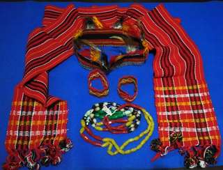 "Pre loved ""Igorot"" accessories"