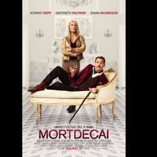 [Rent-A-Movie] MORTDECAI (2015)