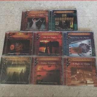 The Mantovani Orchestra CD