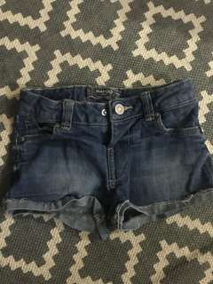 Mango Kids denim shorts