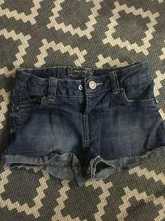 Mango Kids denim shorts