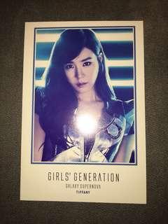 少女時代 Tiffany GS卡