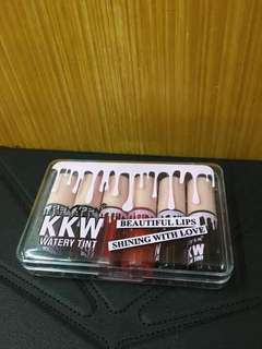 6 in 1 KKW Watery Tint