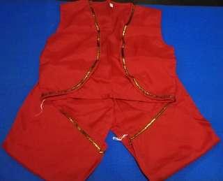 Pre loved UN Boy's Costume