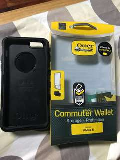 Otterbox Commuter Case for Iphone 6