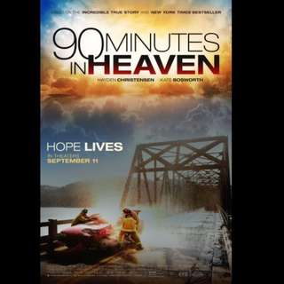 [Rent-A-Movie] 90 MINUTES IN HEAVEN (2015)