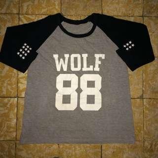 EXO Raglan Fan Shirt (L)