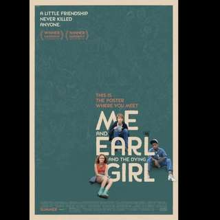 [Rent-A-Movie] ME AND EARL AND THE DYING GIRL (2015)