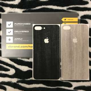 dbrand skin for IPhone 8 Plus