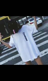 [PREORDER] 'Coolness' oversized tee