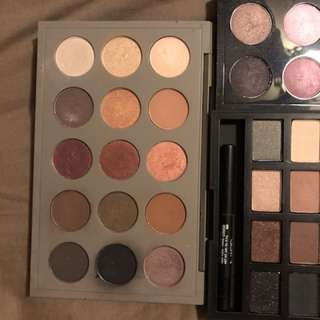 Mac & Nars limited edition palettes