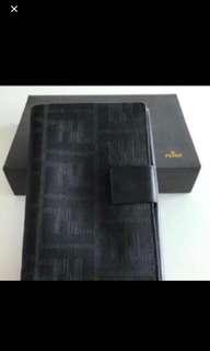Fendi Passport Size Wallet