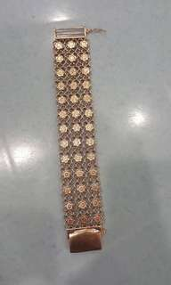 Handmade 925 silver bracelet