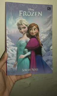 NOVEL FROZEN