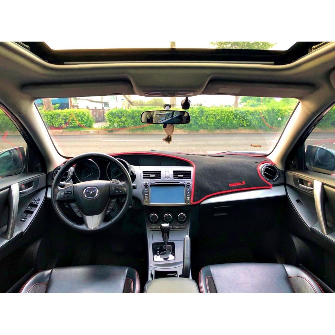 《2014 Mazda 3 5D 2.0頂級型》