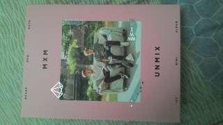 MXM UNMIX ALBUM [UNSEALED] [NO POSTER]