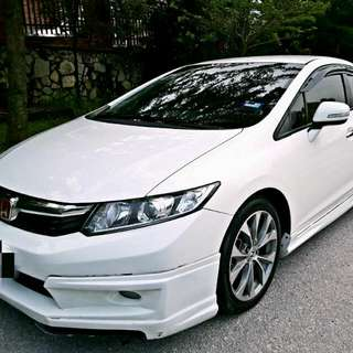 HONDA CIVIC FB 2.0 2013