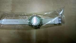 Geneva quats inspired watch