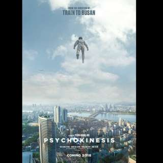 [Rent-A-Movie] PSYCHOKINESIS (2018)
