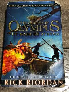 Percy Jackson:Mark of Athena