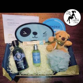 [Mothers Day Special] Blue Gift Set