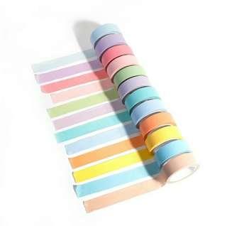 Japanese Decorative Washi Tapes