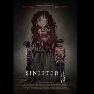 [Rent-A-Movie] SINISTER 2 (2015)