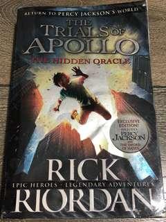 Percy Jackson: The Hidden Oracle