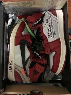 Nike Air Jordan Off-White