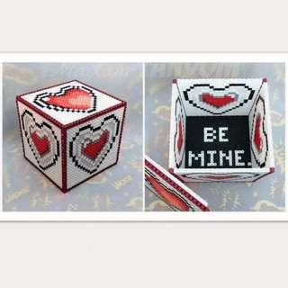 Be Mine Confession Box By Hama Design