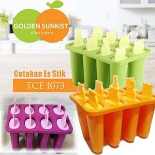 Cetakan Ice Cream Golden Sunkist