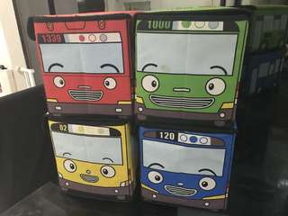 Tayo little bus storage