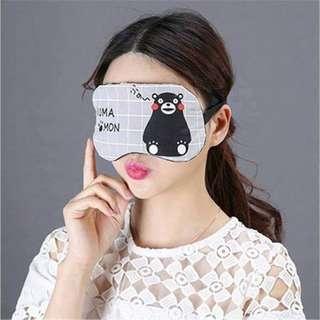 可愛冷熱敷眼罩
