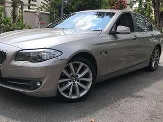 "BMW F10 19 "" RIMS"