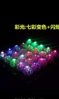 LED balloon ball light