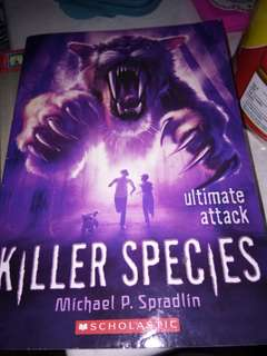Bundle book for Grade 5 to 6 Tom Sawyer and Killer Species