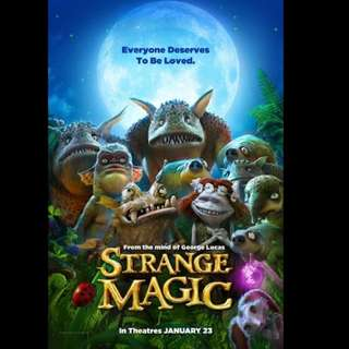 [Rent-A-Movie] STRANGE MAGIC (2015) [mcc004]
