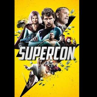 [Rent-A-Movie] SUPERCON (2018)