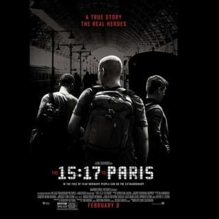 [Rent-A-Movie] THE 15:17 TO PARIS (2018)