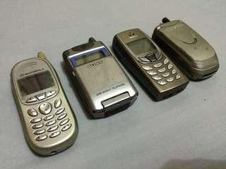 Old Handphones