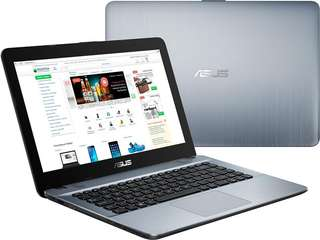 Kredit Laptop Asus X541NA Dualcore Ram 4 GB