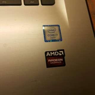 Medium gaming laptop