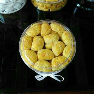 Kue Kering Cookies Nastar Lebaran Idul Fitri Enak Murah Bandung